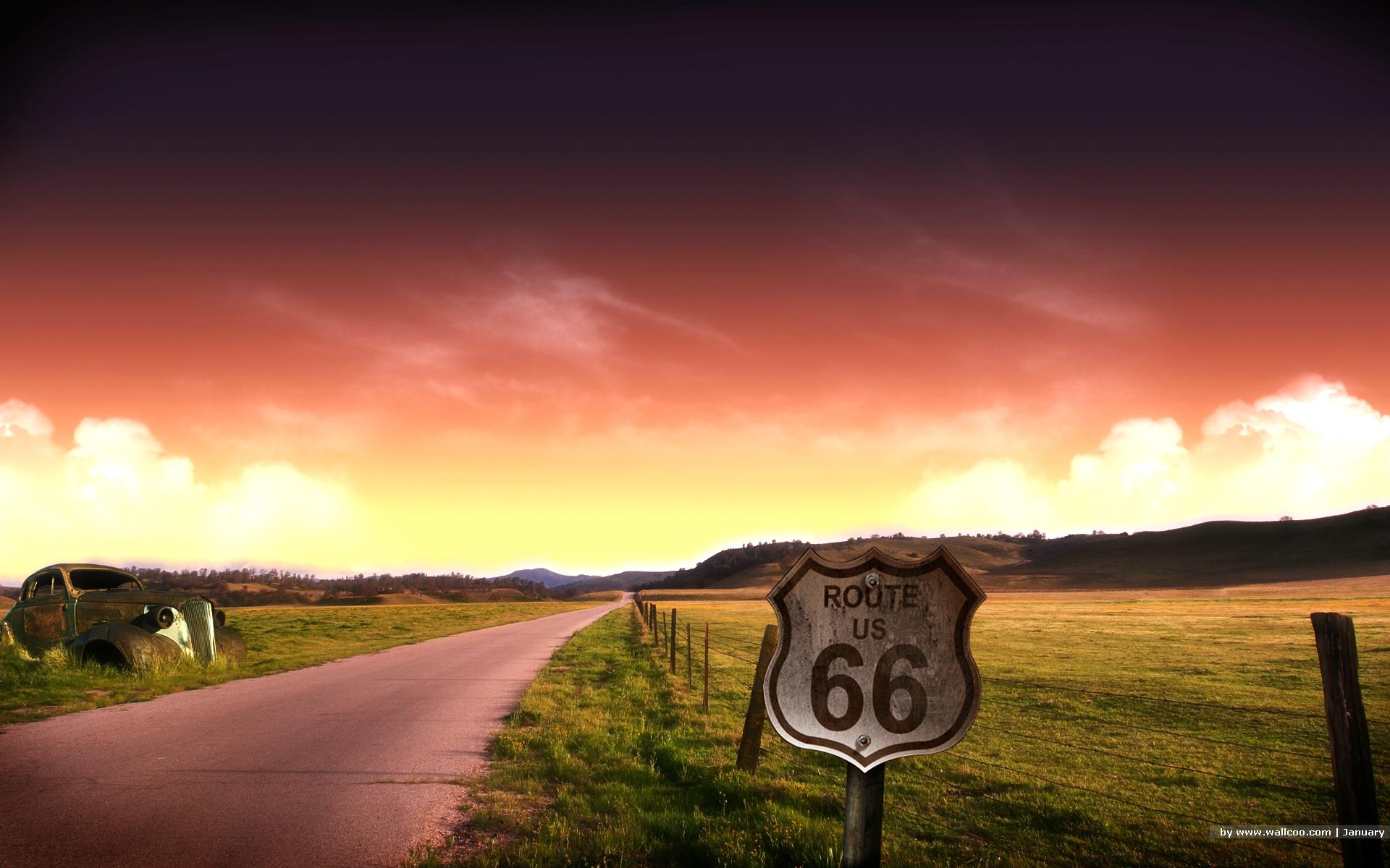 Η Θρυλική Route 66 Route_66_1