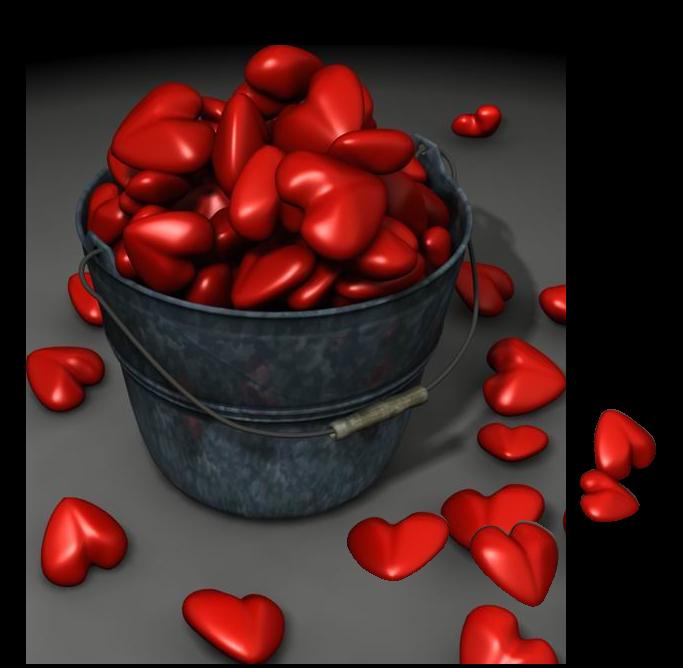 Corazones con corazón. 511325bf