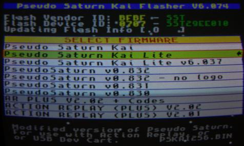 [VDS] Saturn - Action Replay Plus 3 in 1 avec Pseudo Saturn 03