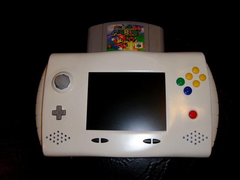 """Quand nos consoles retro se la jouent """"portable"""" KCC6"""