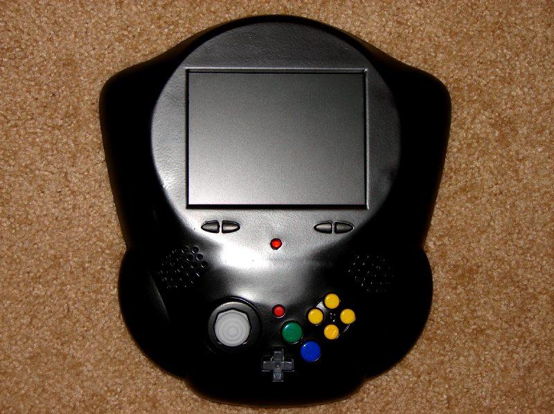 """Quand nos consoles retro se la jouent """"portable"""" Dv1"""