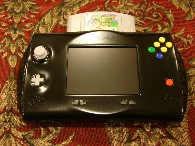 """Quand nos consoles retro se la jouent """"portable"""" Kam18"""