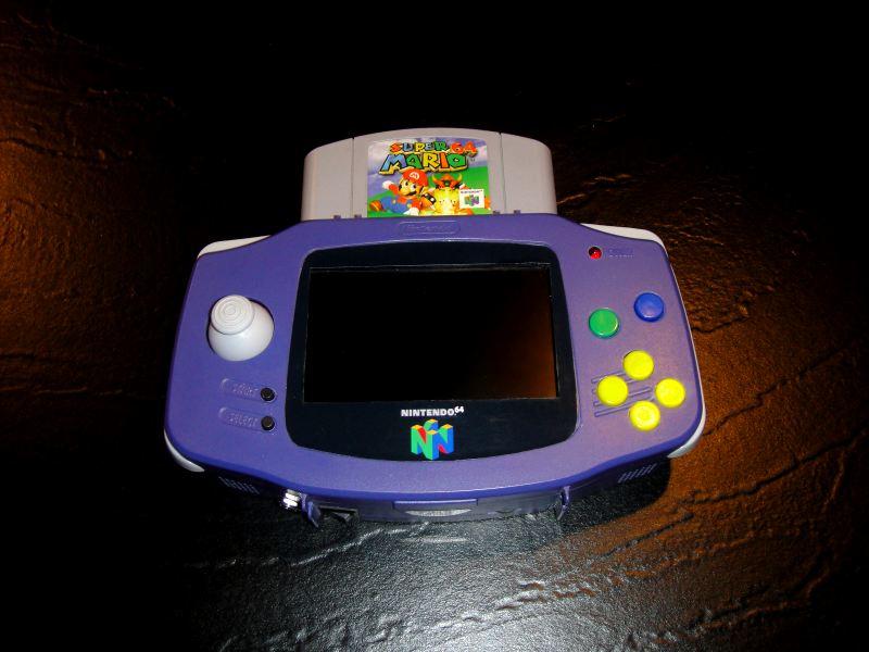 """Quand nos consoles retro se la jouent """"portable"""" N64a41"""