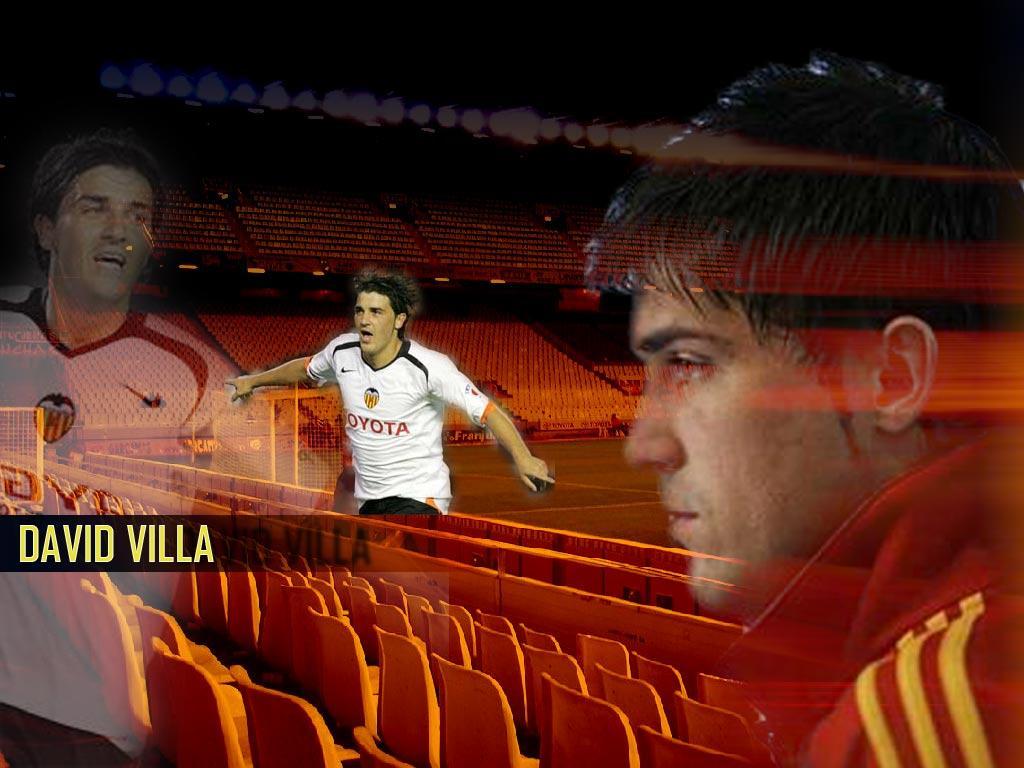 Lịch thi đấu World cup 2010 và bình chọn đội bóng có nhiều khả năng vô địch nhất David-villa-wallpaper