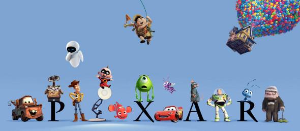 The PIXAR Theory ... Pixar-logo
