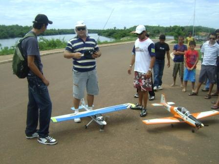 APA - Associação Piauiense de Aeromodelismo Dsc04335