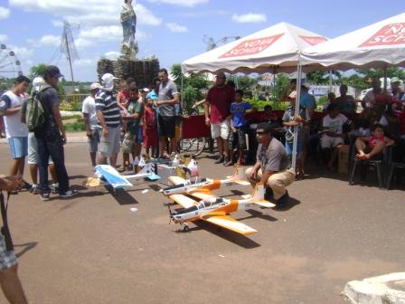 APA - Associação Piauiense de Aeromodelismo Dsc04371