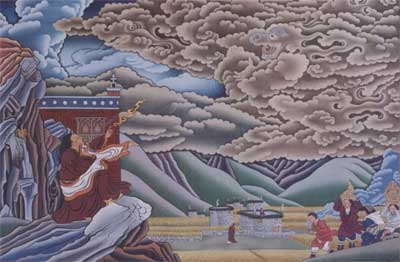 Nicholas Roerich ou découverte d'un grand peintre ésothérique Exponorbu2