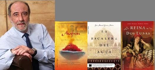 Fallece el escritor de novela histórica José Manuel García Marín Img-logo