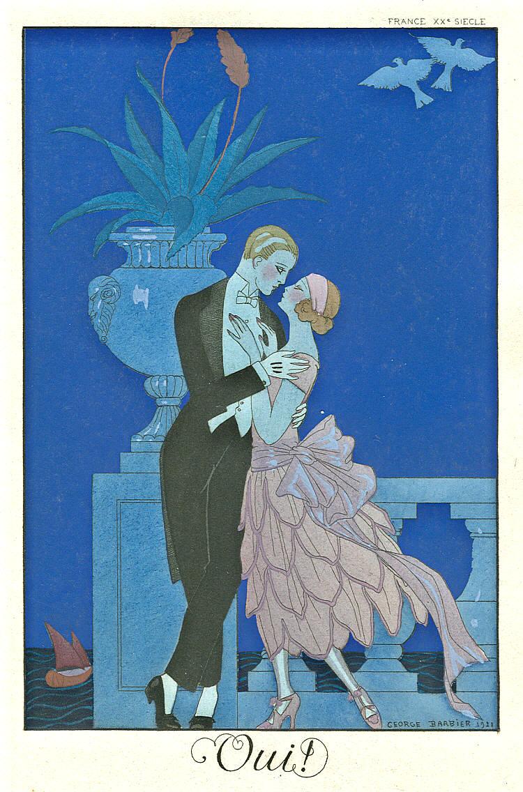 Les illustrateurs des années 20  George-Barbier-21
