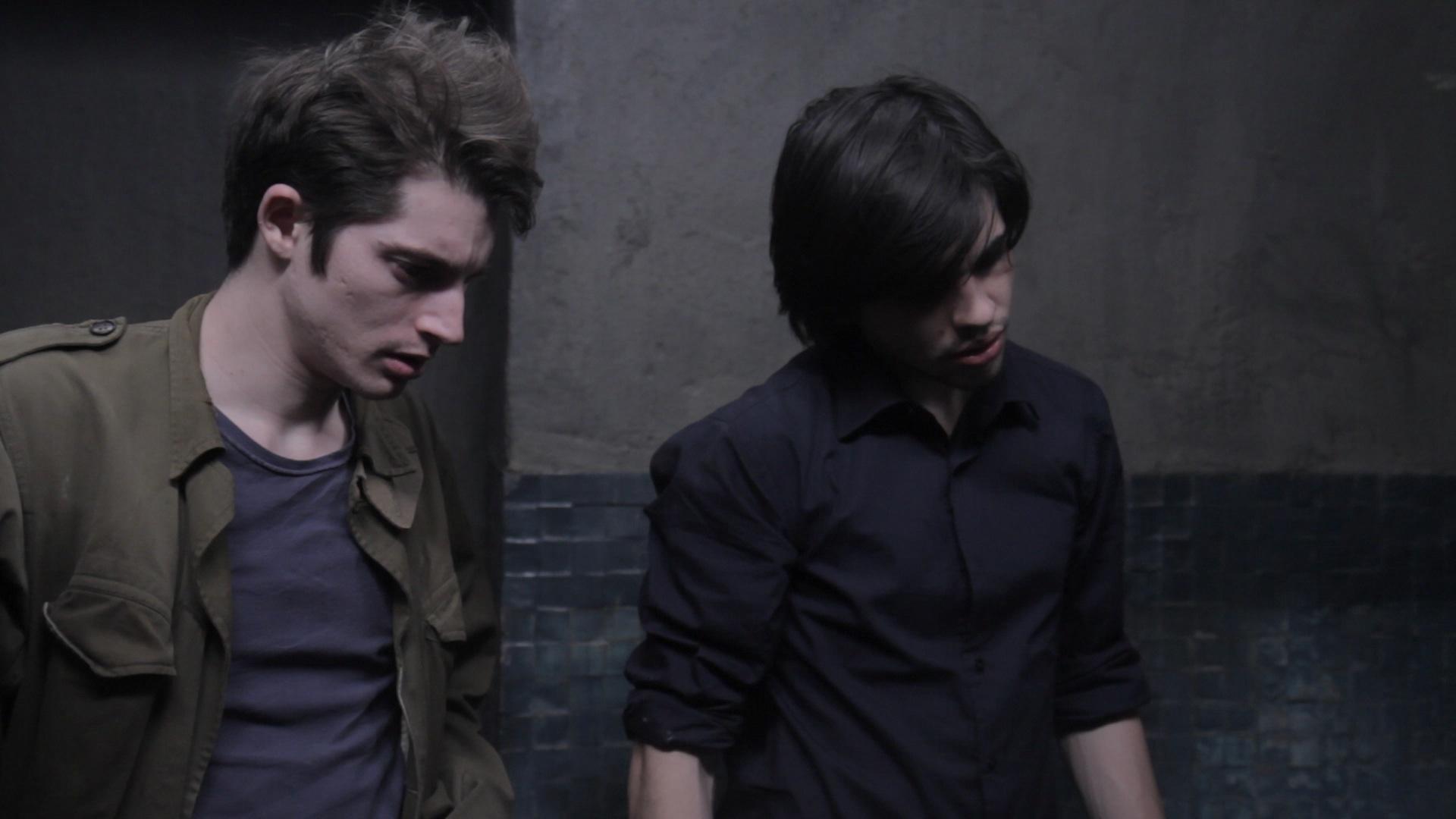 "[Moyen-métrage] ""Coyotes"" avec Florent Dorin (2010) Coyotes_Photogramme-5"
