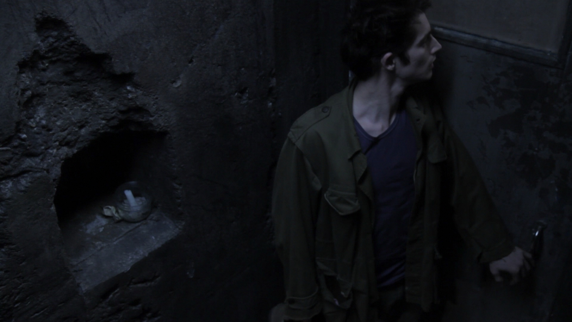 "[Moyen-métrage] ""Coyotes"" avec Florent Dorin (2010) Coyotes_Photogramme-6"