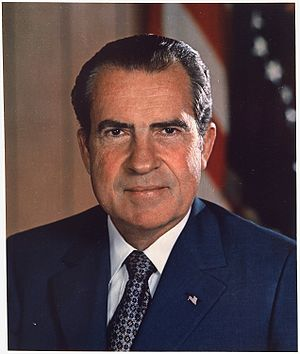 ¿Cuánto mide Richard Nixon? - Altura - Real height 1
