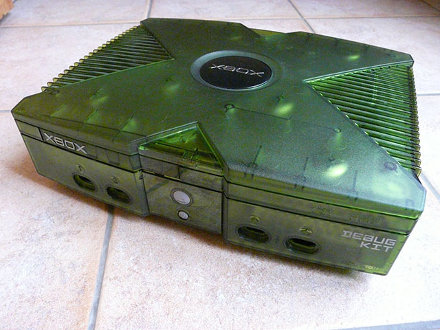 Xbox Collection Console