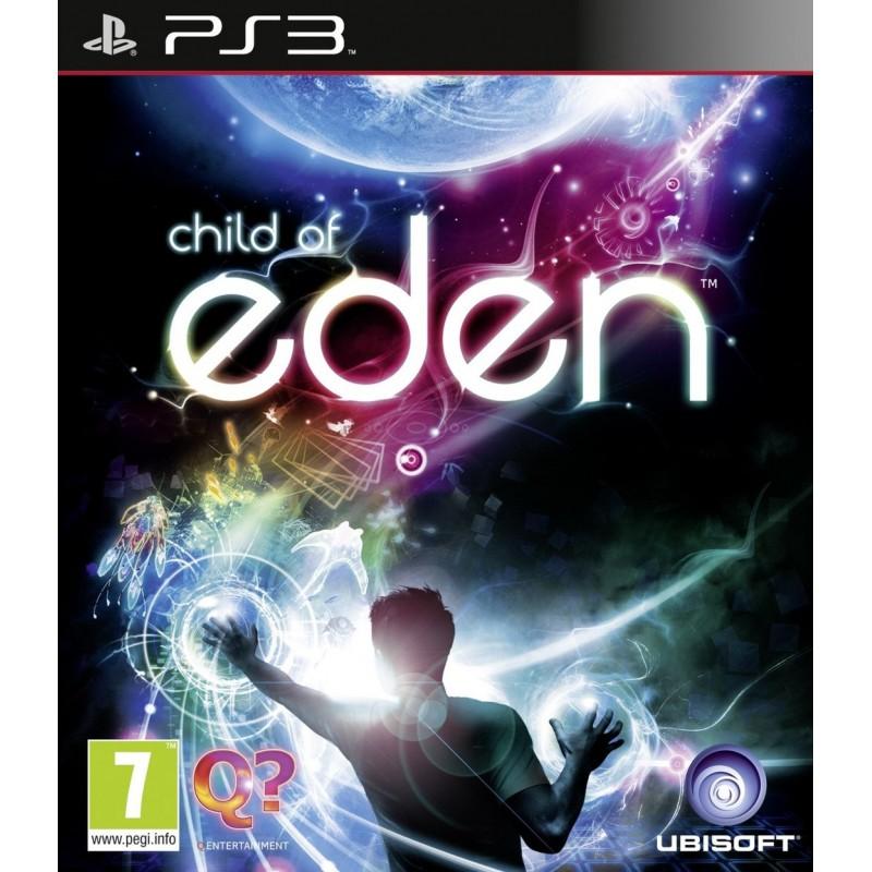 collection de jeux videos: 431 jeux/28 consoles/2 Pcb - Page 2 Child-of-eden-ps3-