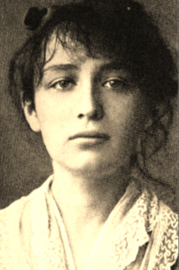 Kamil Klodel  ( Camille Claudel ) Camille