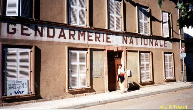 St Tropez Gendarmerie