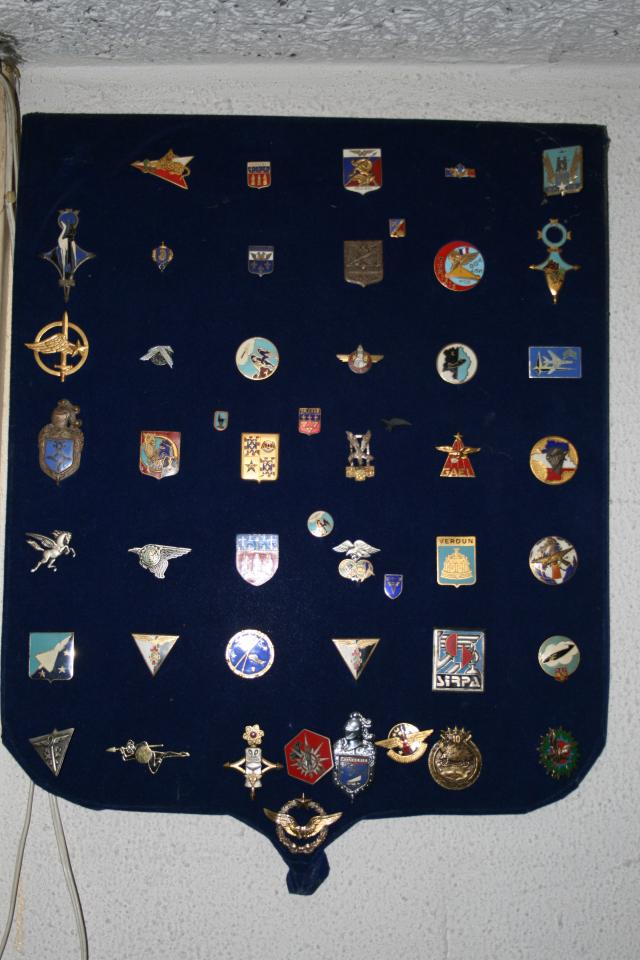 Les Insignes de l' Armée de l'Air Ecusson