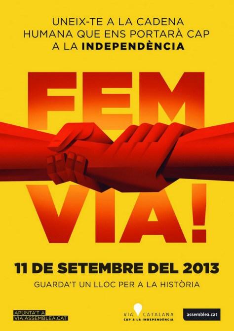 ¿Qué opináis sobre la posible independencia de Cataluña? - Página 36 Diada-2013