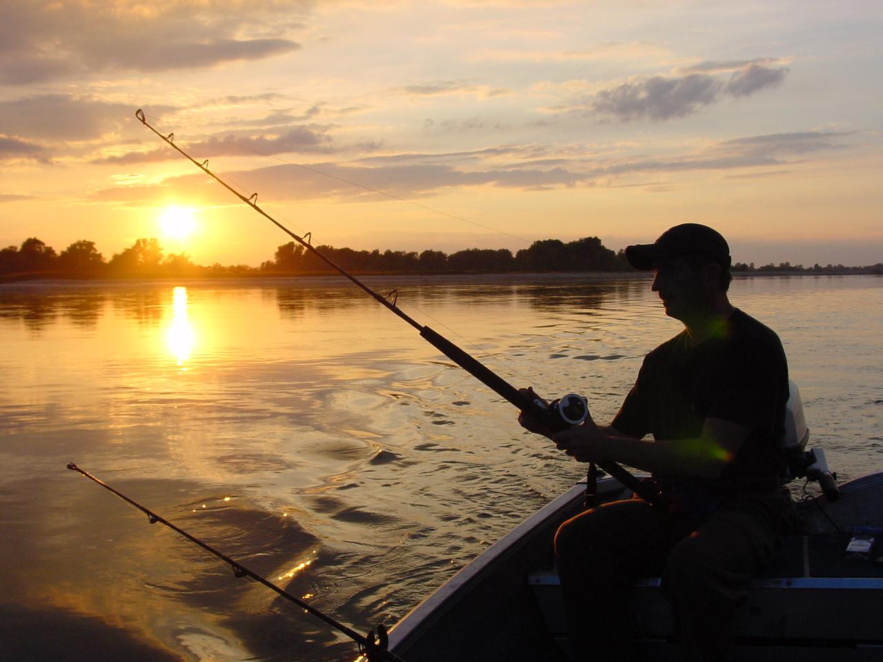 Ribolov na fotkama Fisherman
