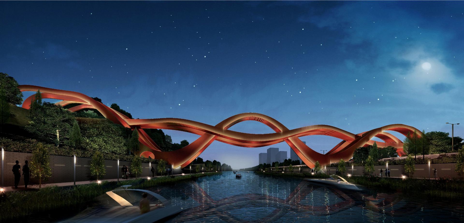 Les ponts Changsha-pont-dragon-02