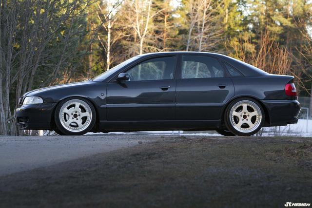 A4 quattro sedan.--> sivu 3. MafiA8 - Sivu 2 _smaller