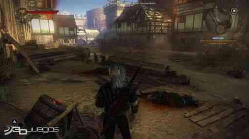 The witcher 2: Assassins of Kings Español The witcher 2 Repack GOG DVD5 The-Witcher-2_2