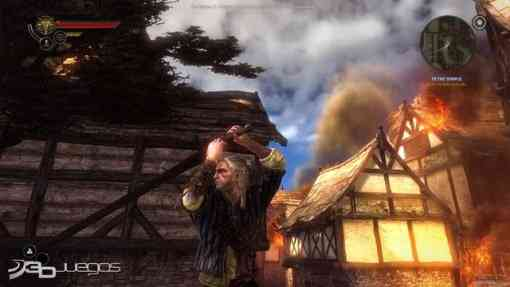 The witcher 2: Assassins of Kings Español The witcher 2 Repack GOG DVD5 The-Witcher-2_3