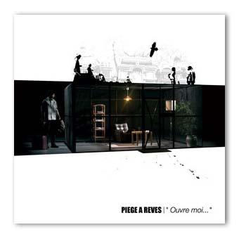 Nouvel album de Piège à Rêves Ouvremoiweb