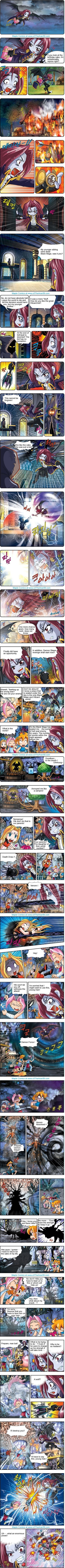 MapleStory Offline Comic RPG Volume 49 1-copy-22