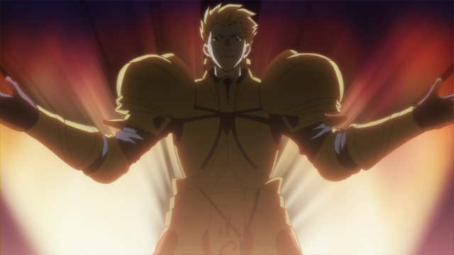 Gilgamesh-The King of Heroes  Character_n02