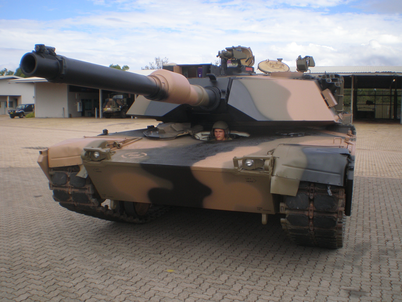 المغرب صيحصل رسميا على الابرامز M1A1 SA(special Armor) ,حصري  P5170006