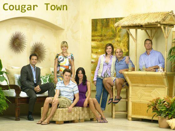 Cougar Town Forum