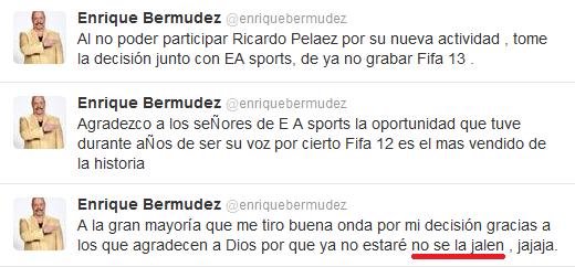 Bermúdez ya no narrará en FIFA 13 47A6521F9