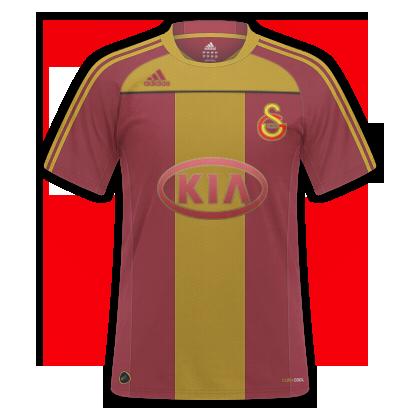Camisetas Galatasaray 1 y Reserva 3B7CAAA27