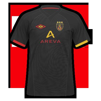 Camisetas Galatasaray 1 y Reserva 698E3F3F8