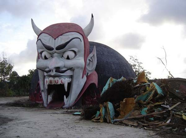 Parques de atracciones abandonados 0C3