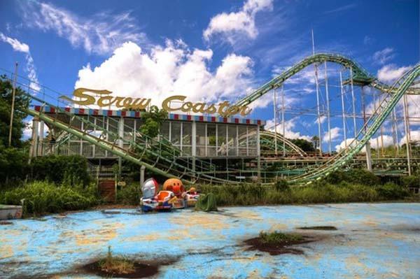 Parques de atracciones abandonados C1B