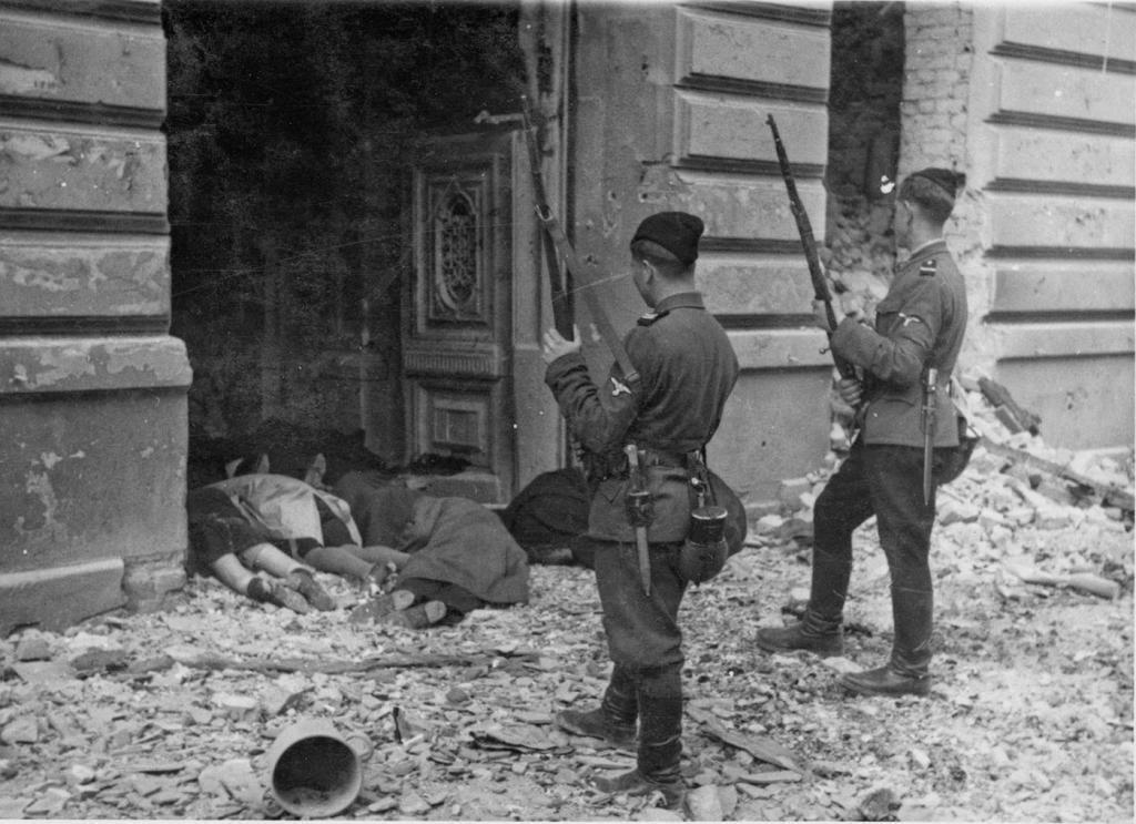 Fotografías de la Segunda Guerra Mundial y su historia E3D