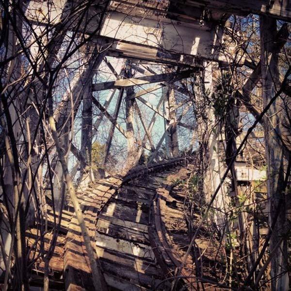 Parques de atracciones abandonados DE9