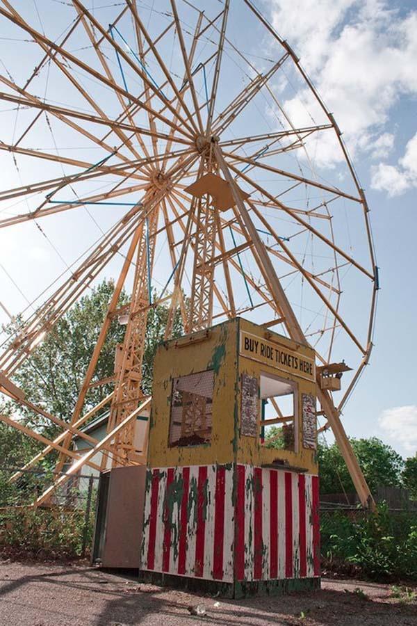 Parques de atracciones abandonados 40A