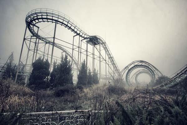 Parques de atracciones abandonados 7FE