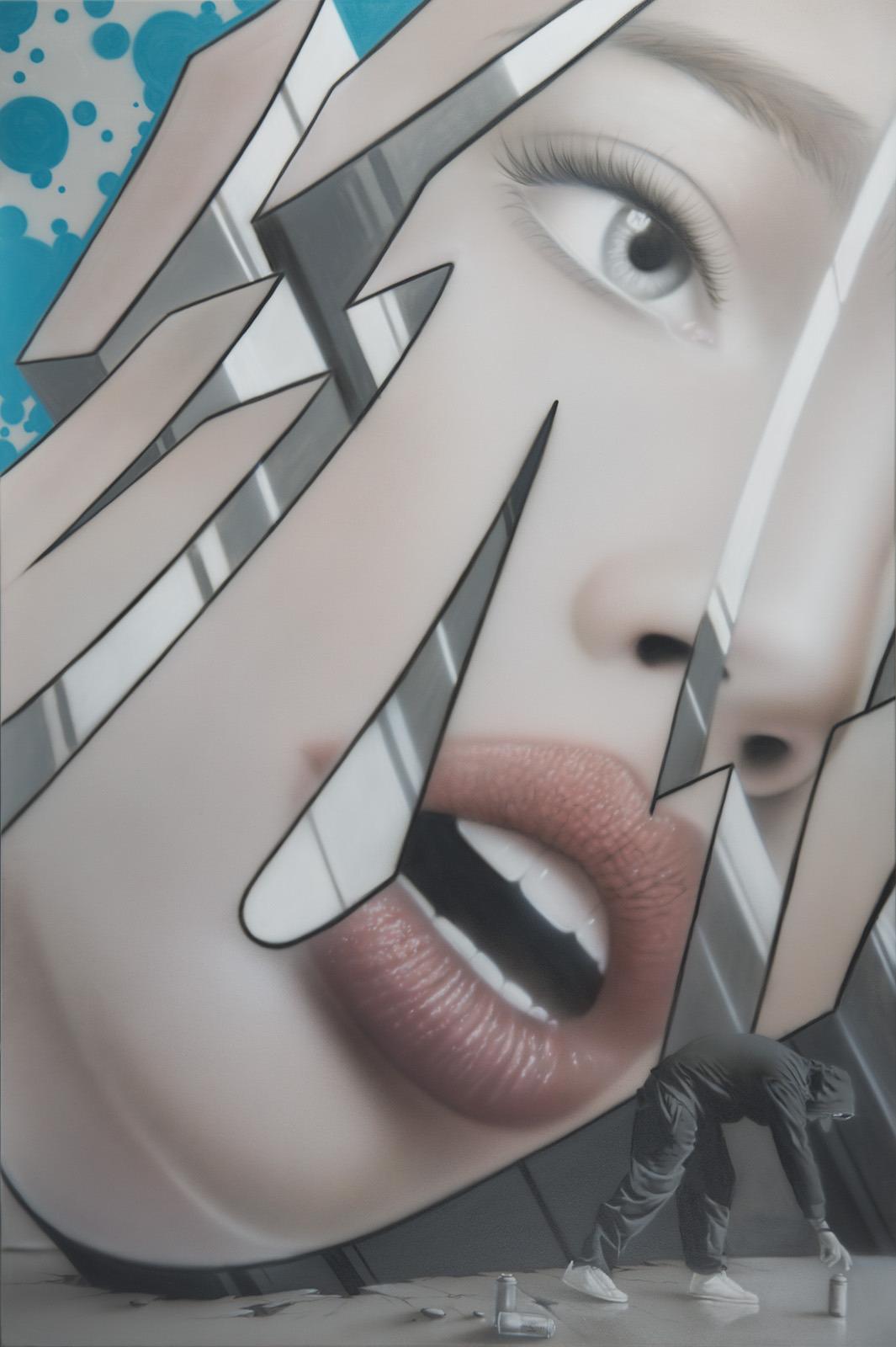 Los Graffitis realistas de Adam Klodzinski 643