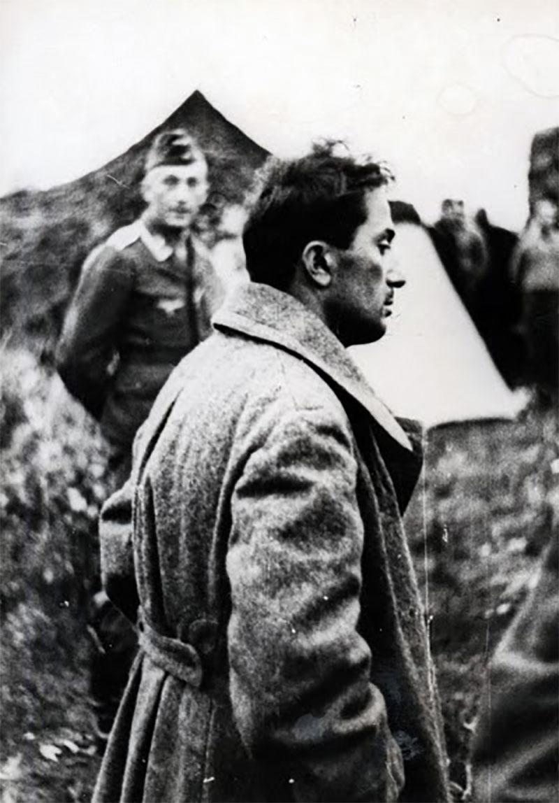 Fotografías de la Segunda Guerra Mundial y su historia CBE