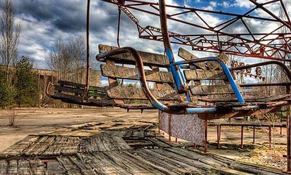 Parques de atracciones abandonados 52F