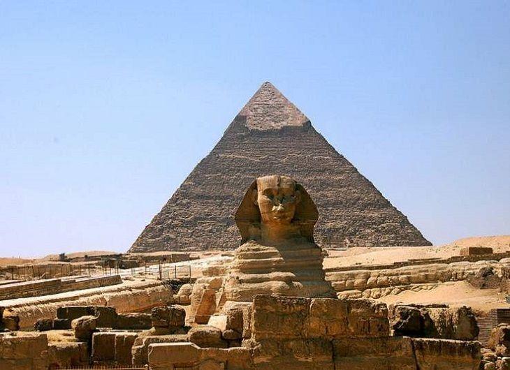 La tecnología de lo imposible, las pirámides de Egipto BEA