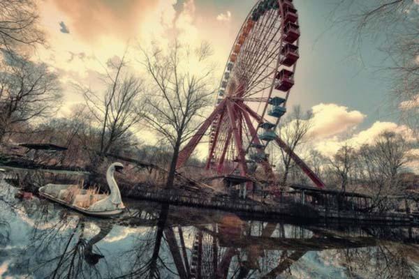 Parques de atracciones abandonados 0D7