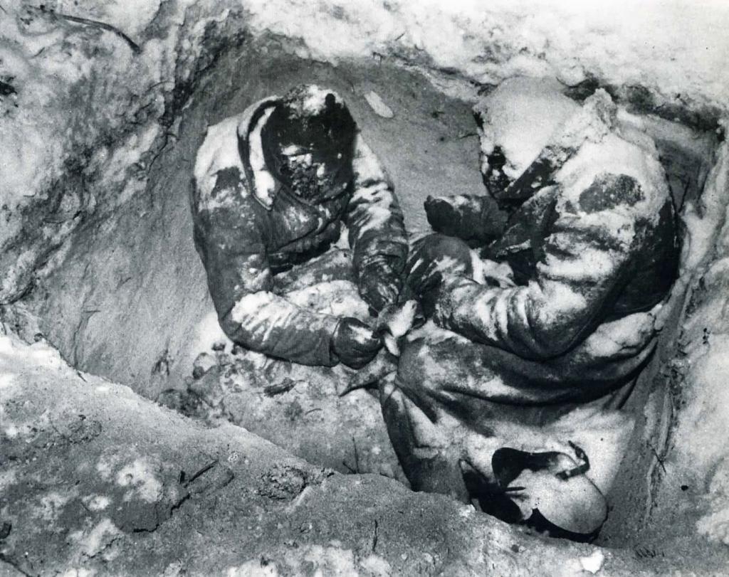 Fotografías de la Segunda Guerra Mundial y su historia 149
