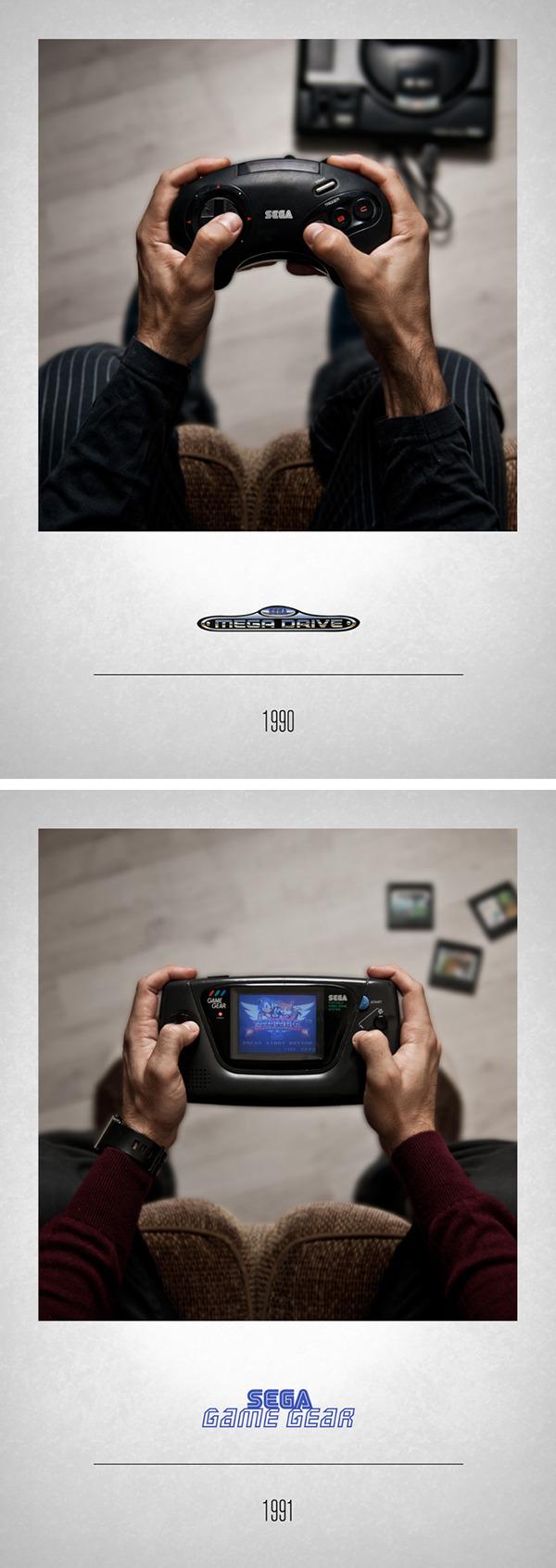 La evolución en la vida de un Gamer 500