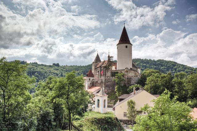 Castillos y Pueblos de la República Checa CE2